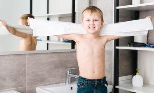 An-angry-shirtless-boy