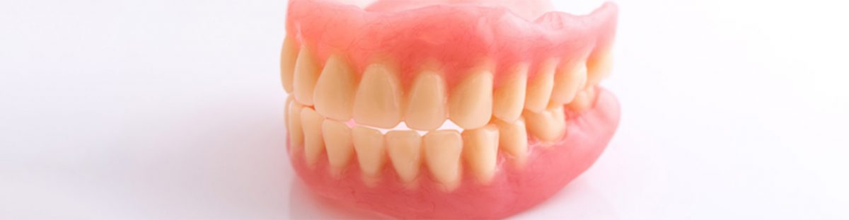 What are dentures and tips to maintain it?