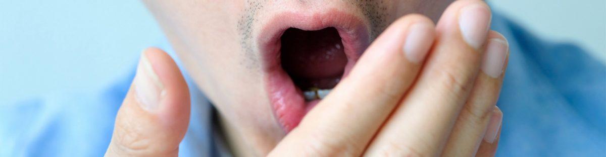 Bad Breath: Dating Deal Breaker