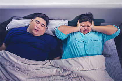 What-causes-snoring